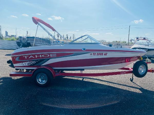 2009 Tahoe boat for sale, model of the boat is Q4 Sport Fish & Image # 5 of 6