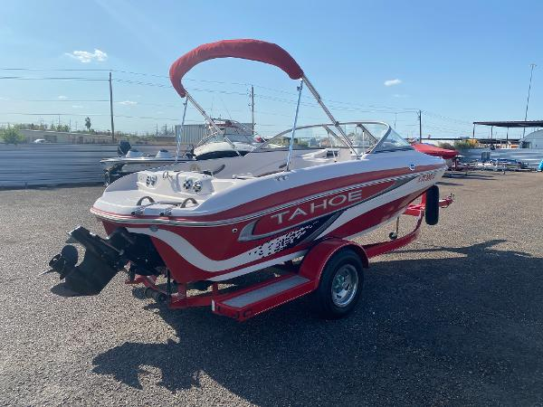 2009 Tahoe boat for sale, model of the boat is Q4 Sport Fish & Image # 4 of 6