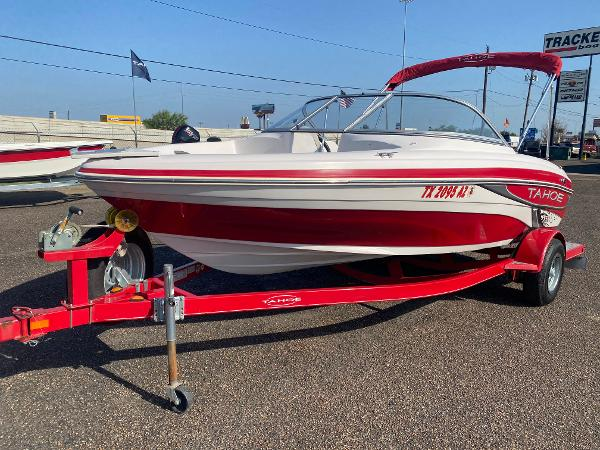 2009 Tahoe boat for sale, model of the boat is Q4 Sport Fish & Image # 2 of 6