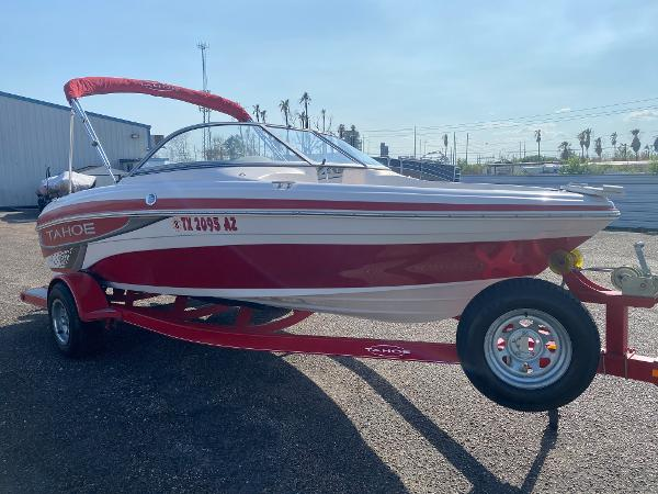 2009 Tahoe boat for sale, model of the boat is Q4 Sport Fish & Image # 1 of 6