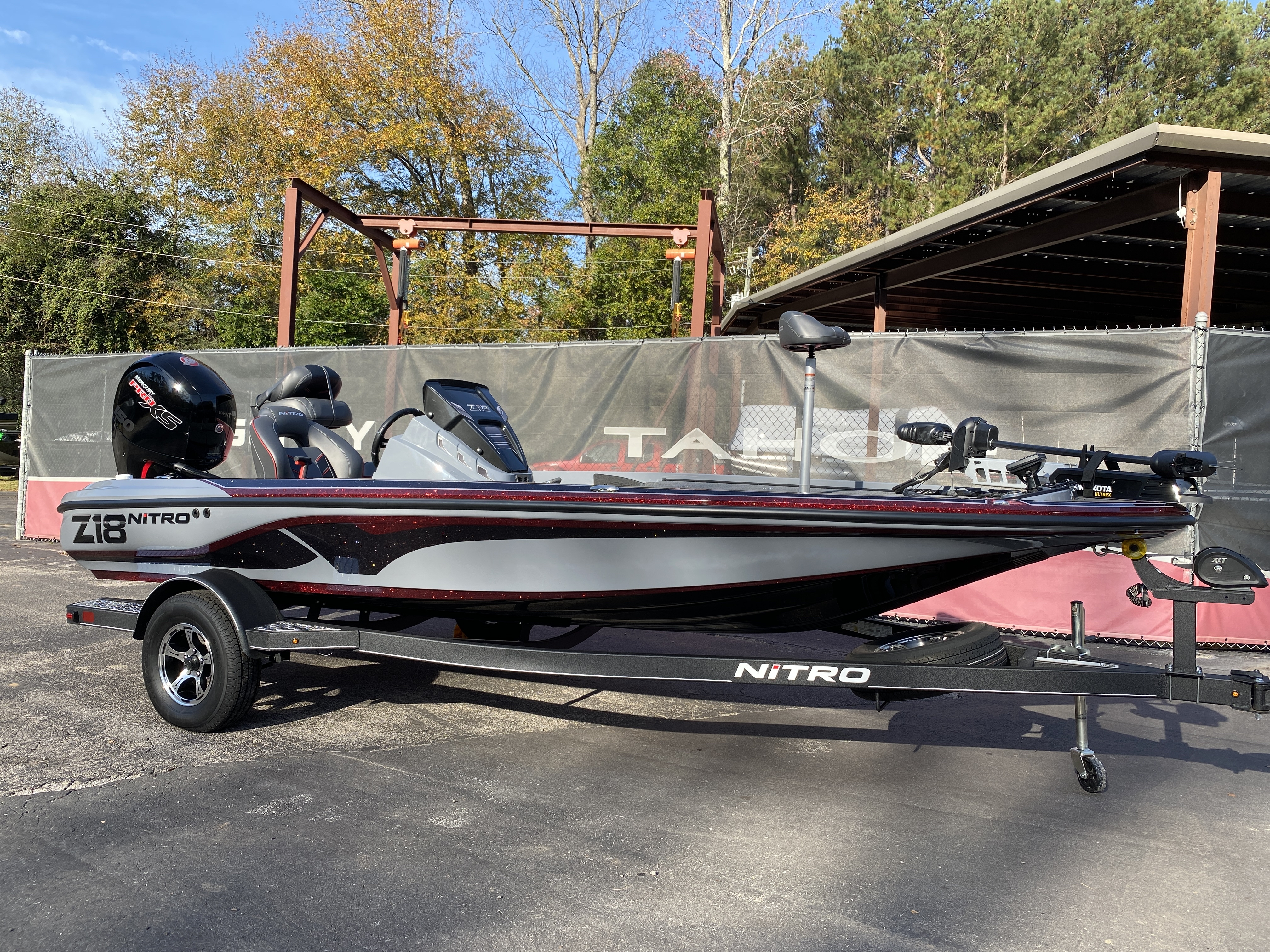 2021 Nitro boat for sale, model of the boat is Z18 H1 & Image # 1 of 28