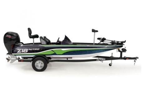 2021 Nitro boat for sale, model of the boat is Z18 H1 & Image # 2 of 28