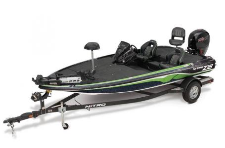 2021 Nitro boat for sale, model of the boat is Z18 H1 & Image # 3 of 28