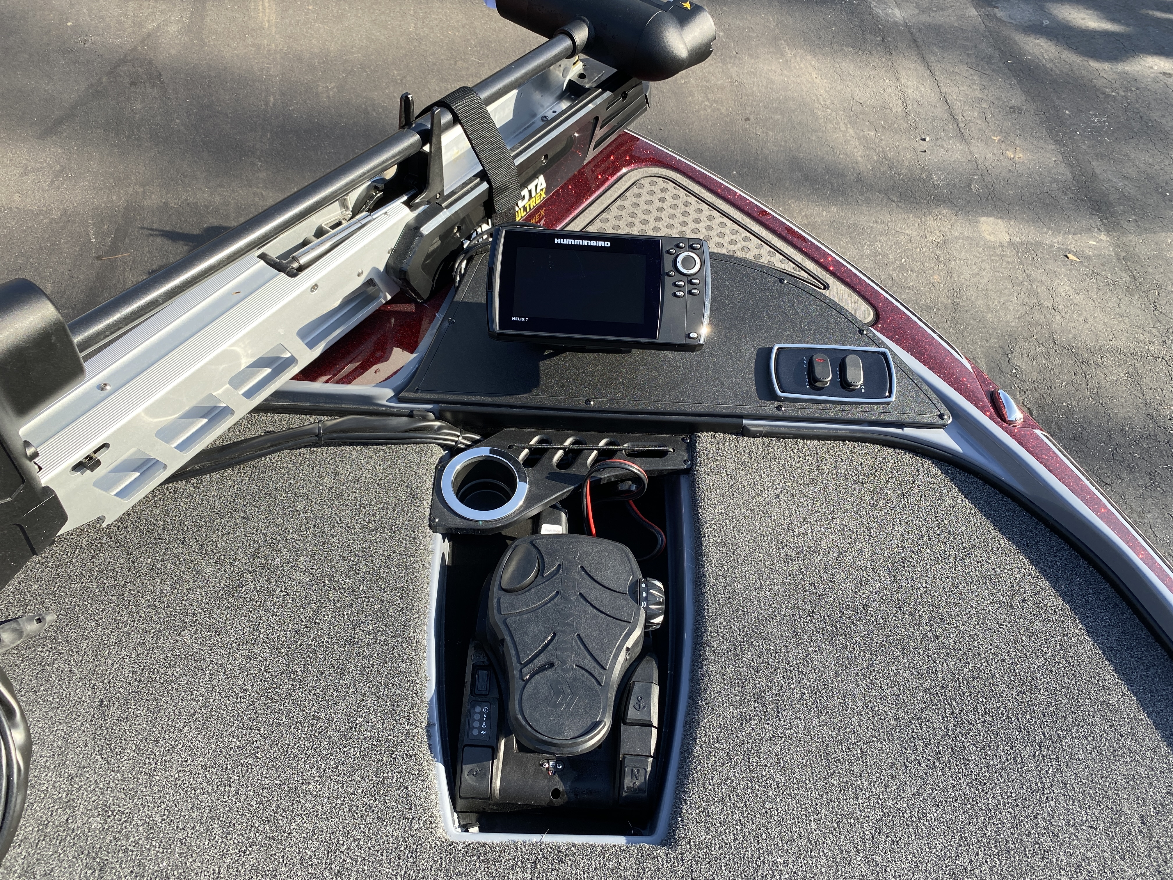 2021 Nitro boat for sale, model of the boat is Z18 H1 & Image # 10 of 28