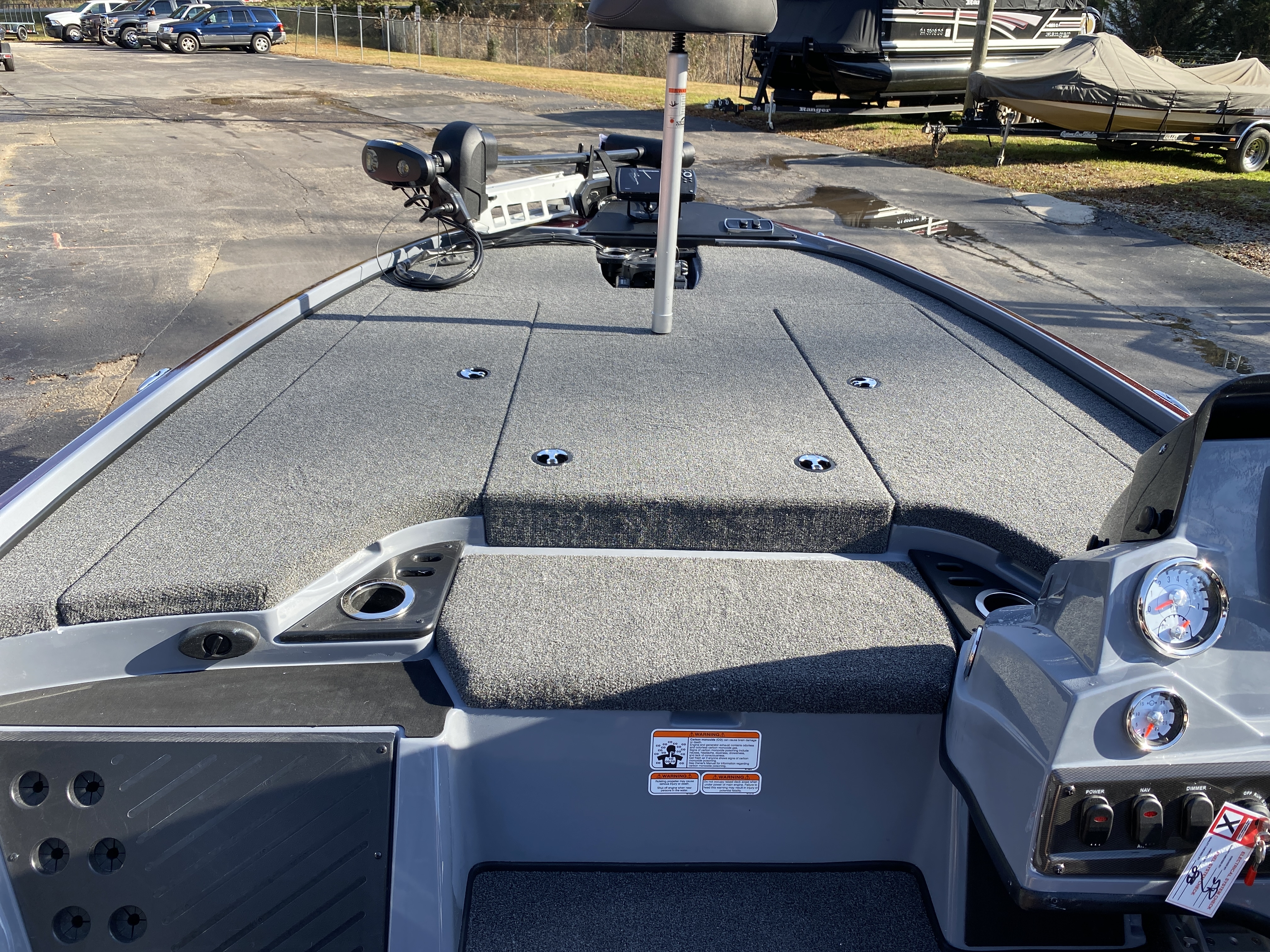 2021 Nitro boat for sale, model of the boat is Z18 H1 & Image # 11 of 28