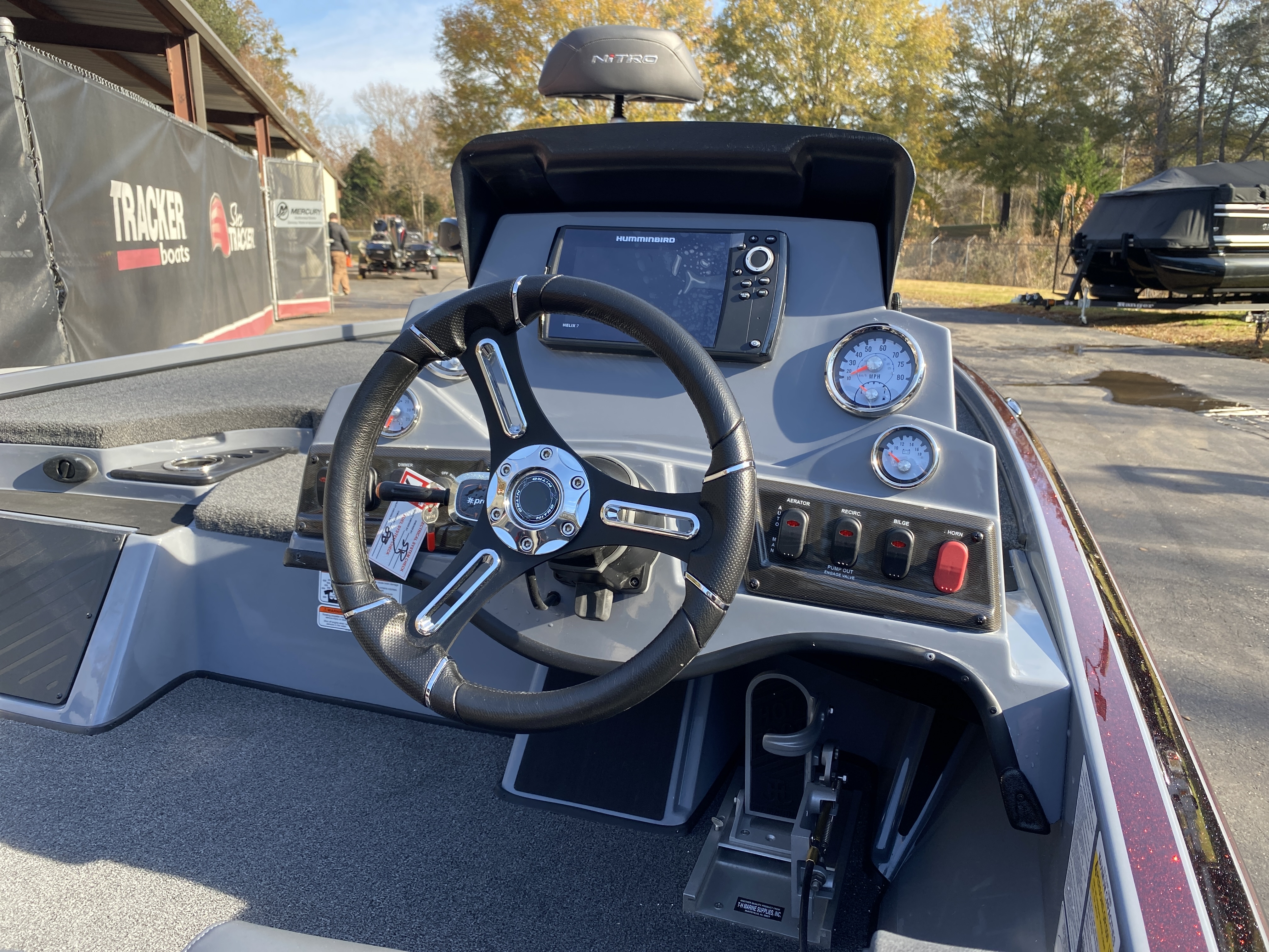 2021 Nitro boat for sale, model of the boat is Z18 H1 & Image # 9 of 28