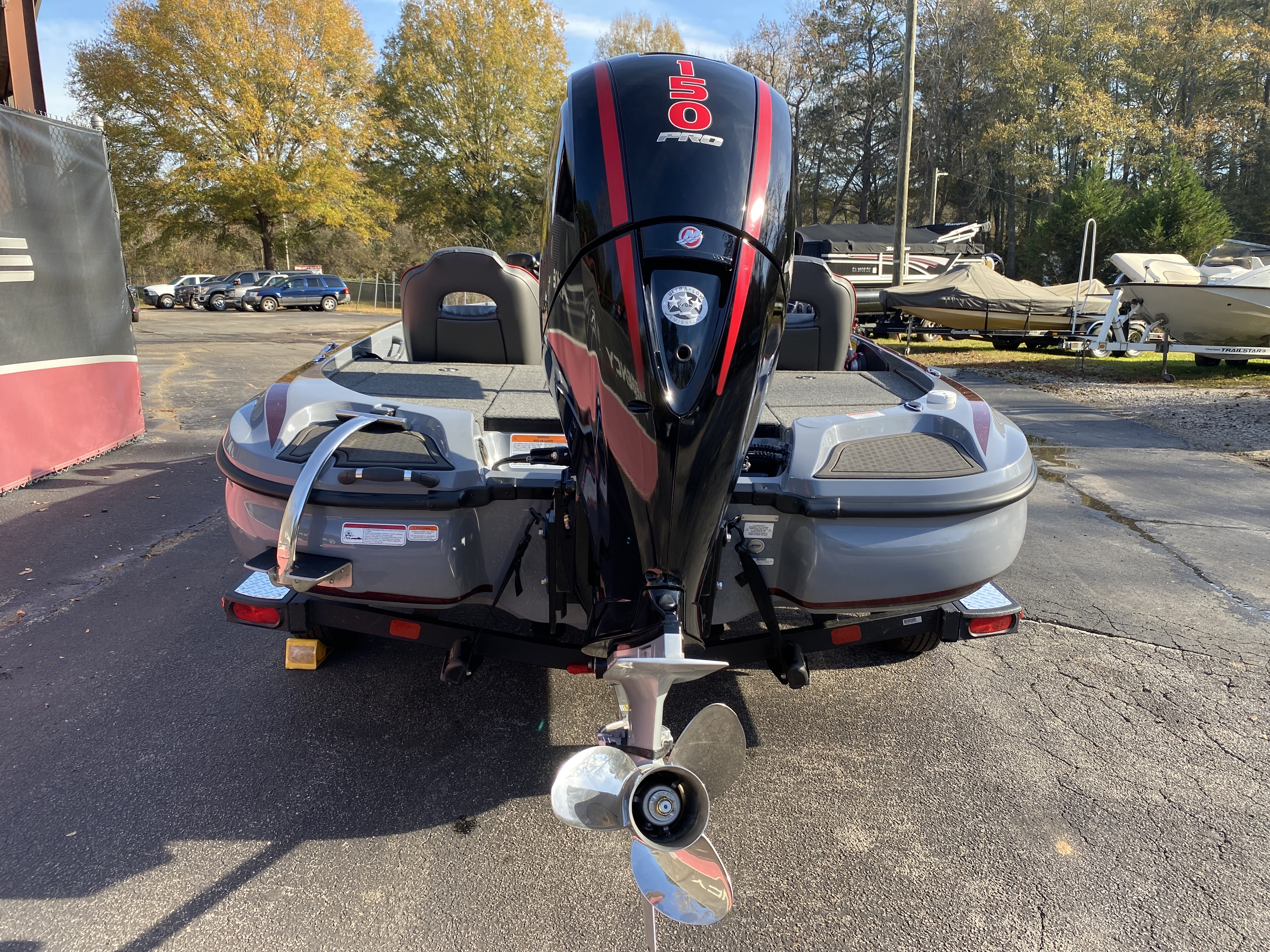 2021 Nitro boat for sale, model of the boat is Z18 H1 & Image # 13 of 28
