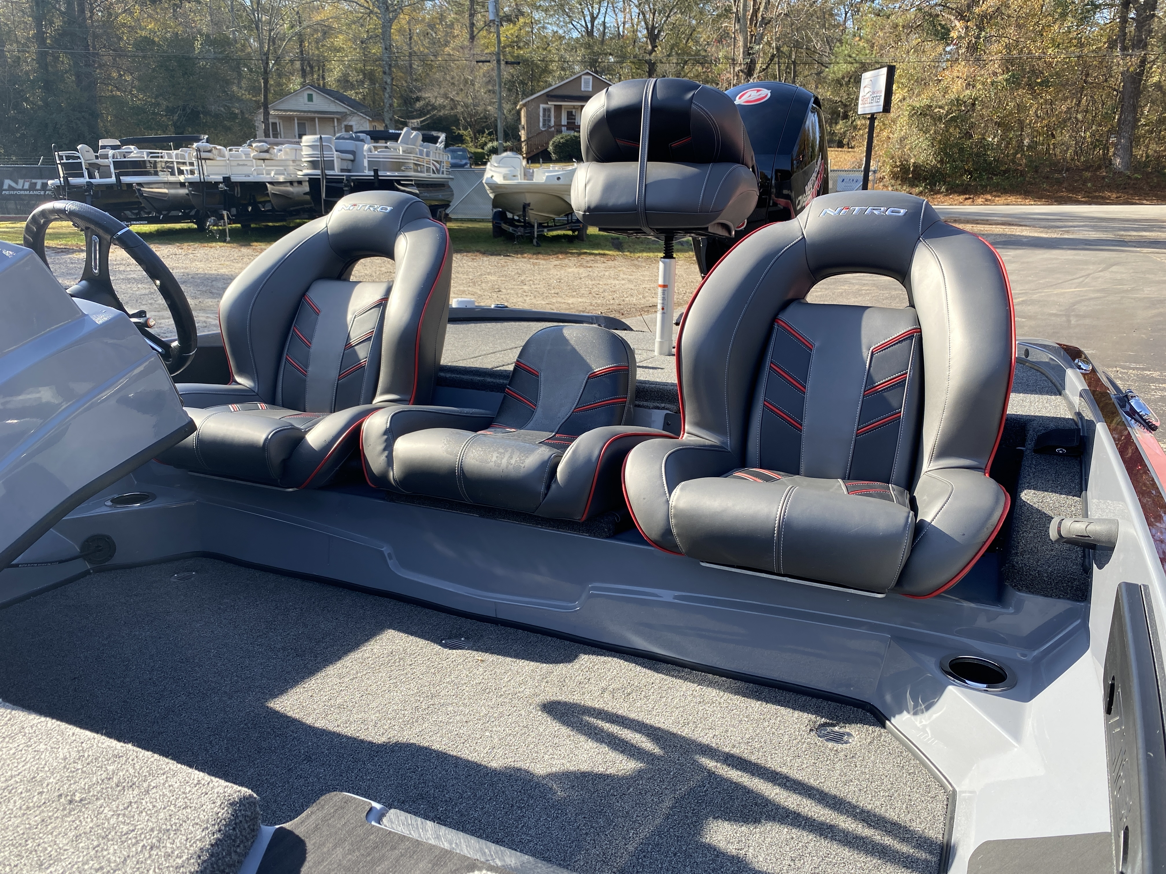 2021 Nitro boat for sale, model of the boat is Z18 H1 & Image # 15 of 28