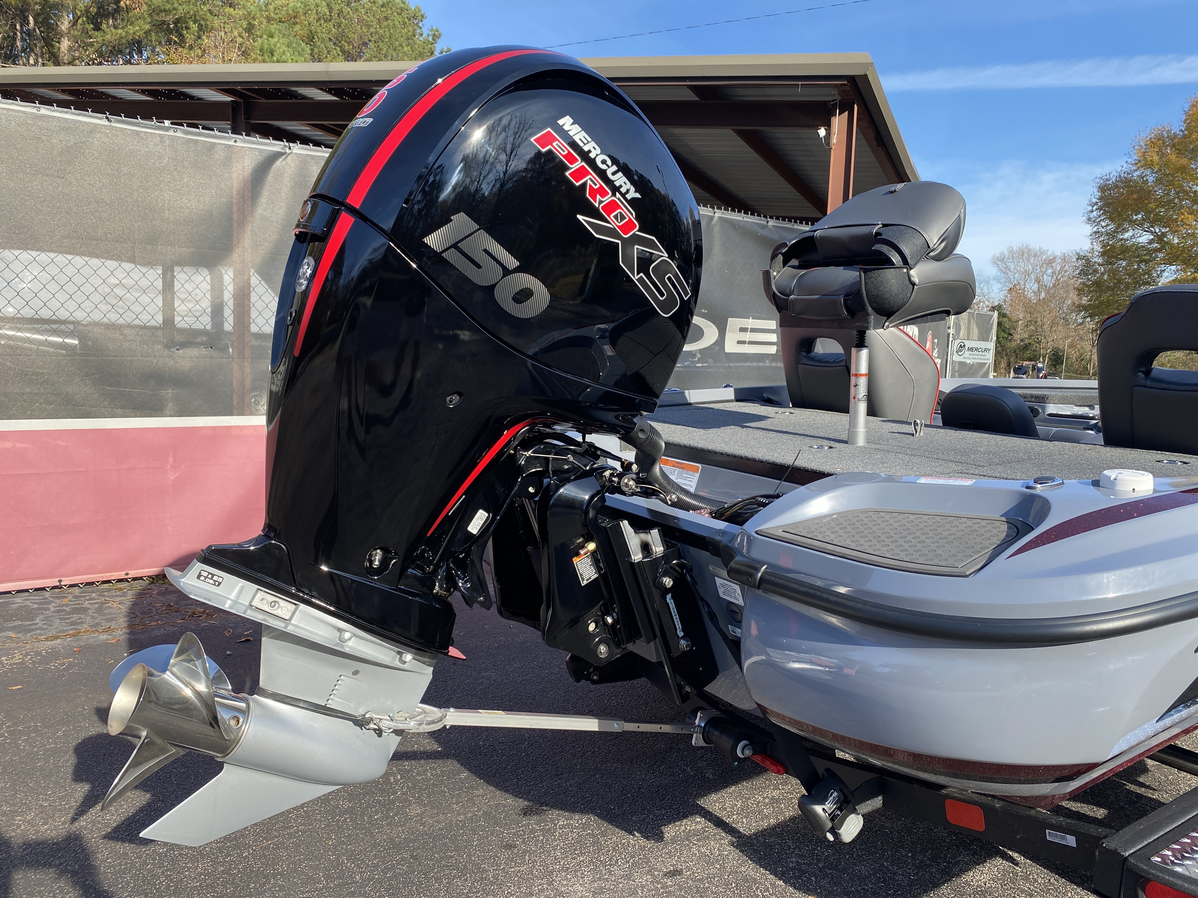 2021 Nitro boat for sale, model of the boat is Z18 H1 & Image # 19 of 28