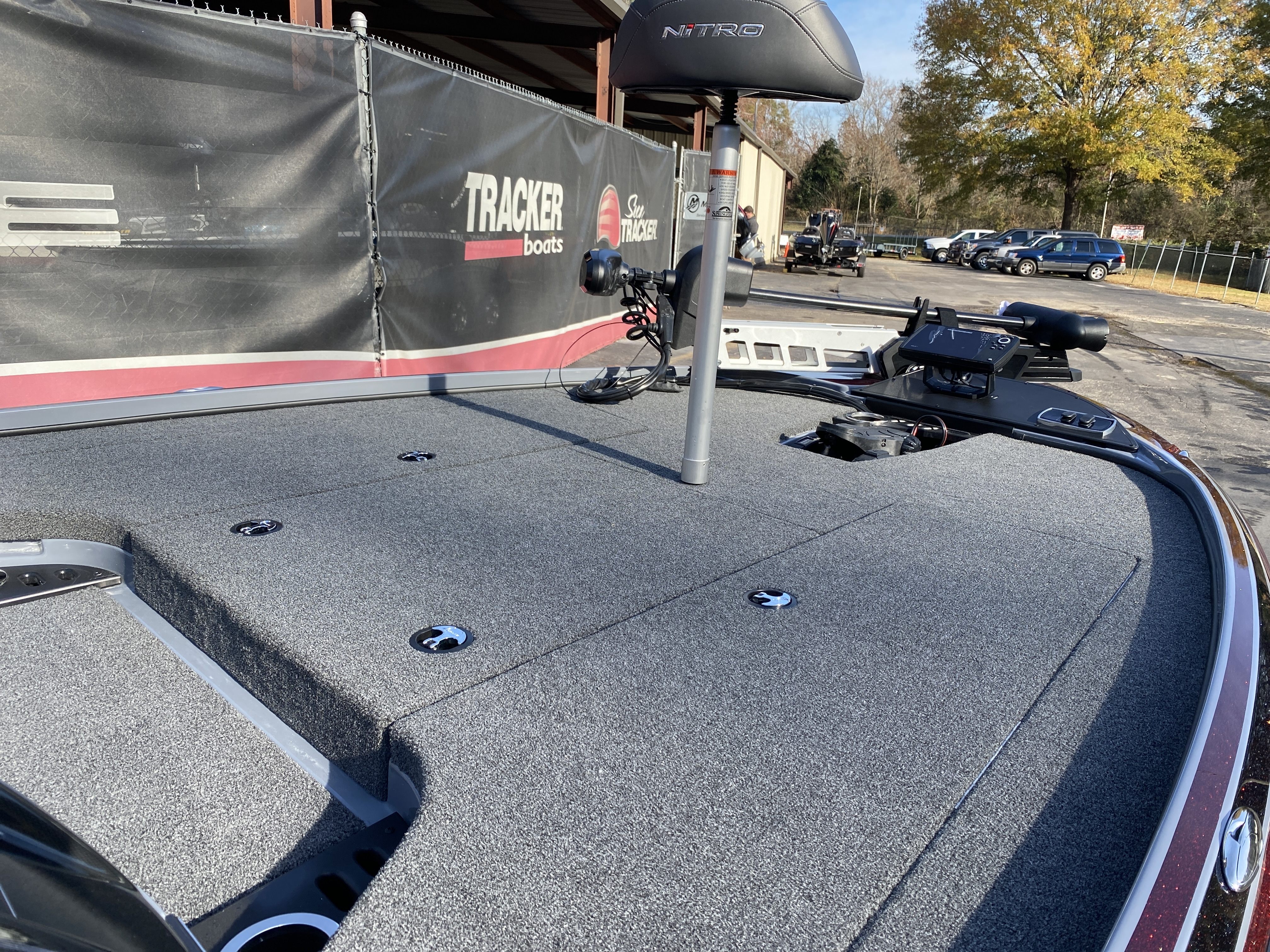 2021 Nitro boat for sale, model of the boat is Z18 H1 & Image # 20 of 28