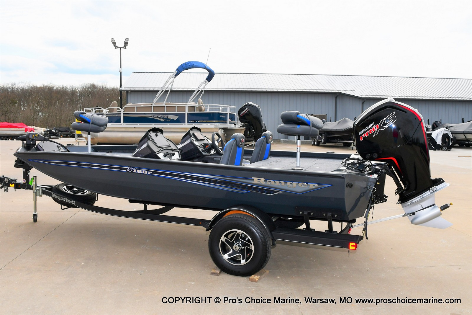 2021 Ranger Boats boat for sale, model of the boat is RT188P D.C. w/Coin Box & Image # 48 of 50