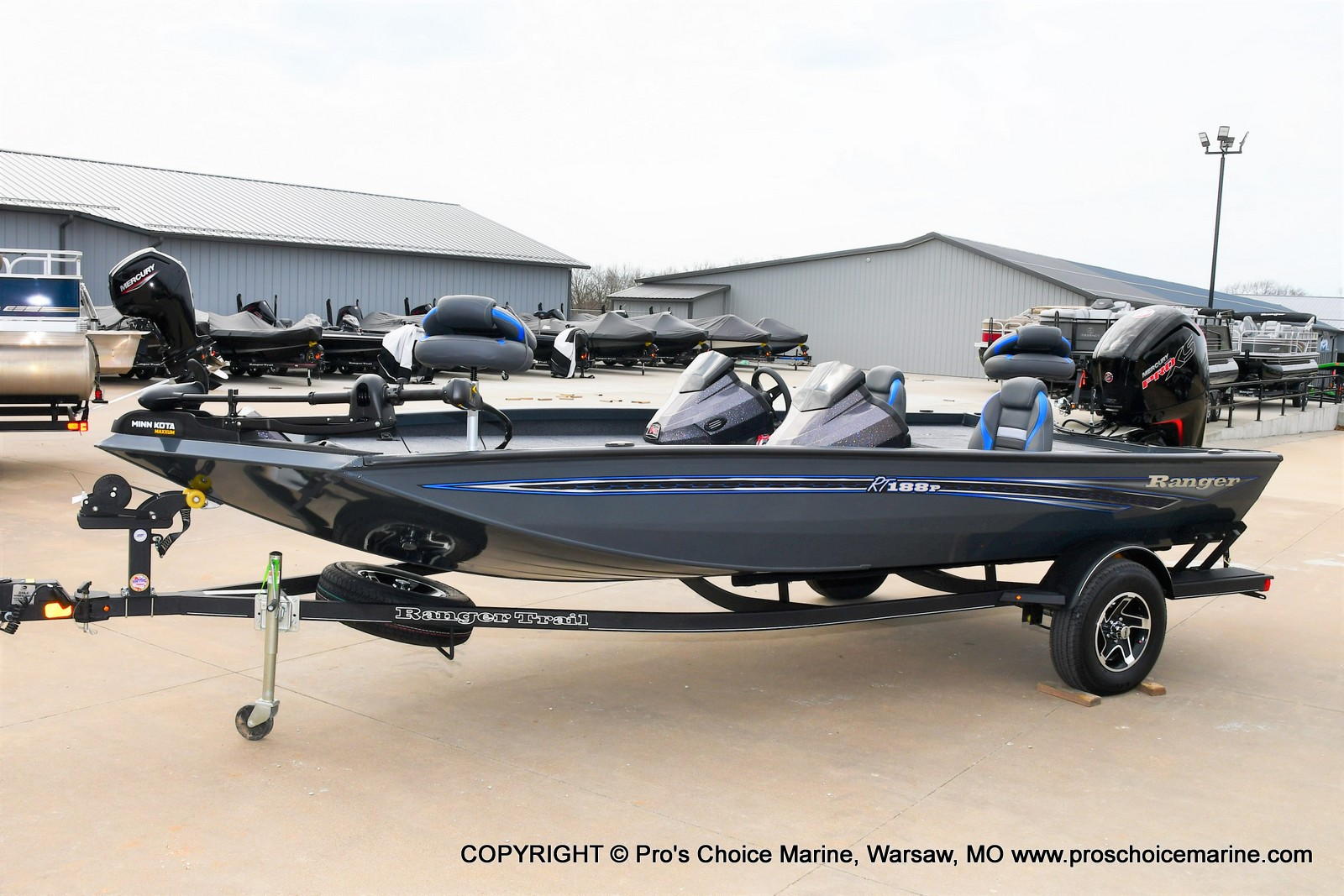 2021 Ranger Boats boat for sale, model of the boat is RT188P D.C. w/Coin Box & Image # 22 of 50