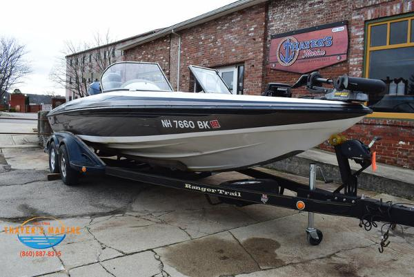 2005 Ranger Boats boat for sale, model of the boat is 210VS RETA & Image # 1 of 52