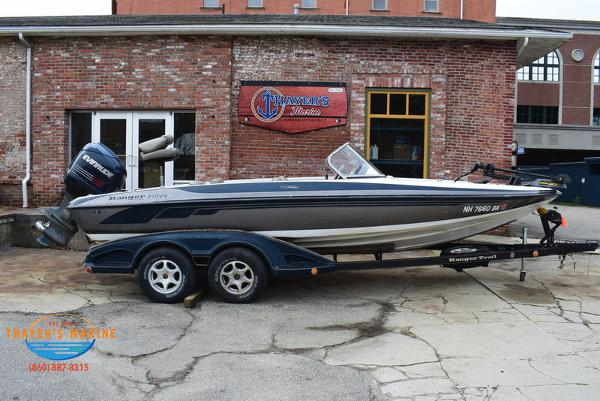 2005 Ranger Boats boat for sale, model of the boat is 210VS RETA & Image # 2 of 52