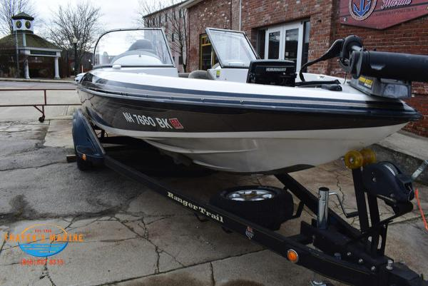 2005 Ranger Boats boat for sale, model of the boat is 210VS RETA & Image # 7 of 52