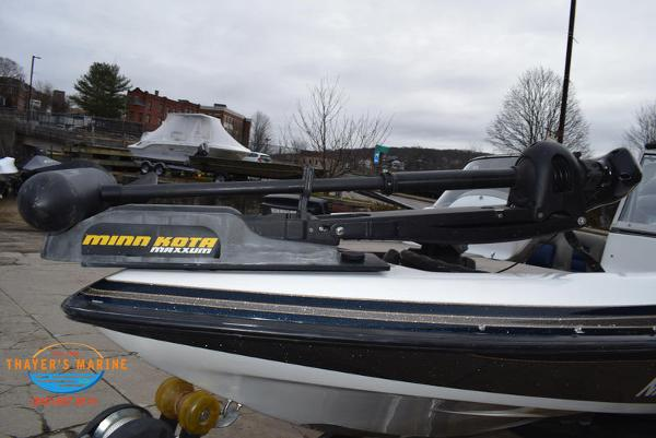 2005 Ranger Boats boat for sale, model of the boat is 210VS RETA & Image # 8 of 52