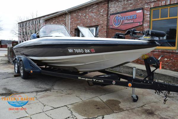 2005 Ranger Boats boat for sale, model of the boat is 210VS RETA & Image # 9 of 52