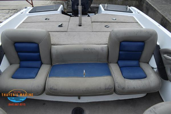 2005 Ranger Boats boat for sale, model of the boat is 210VS RETA & Image # 10 of 52