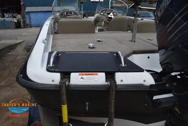 2005 Ranger Boats boat for sale, model of the boat is 210VS RETA & Image # 13 of 52