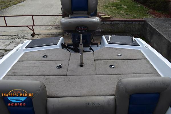 2005 Ranger Boats boat for sale, model of the boat is 210VS RETA & Image # 18 of 52