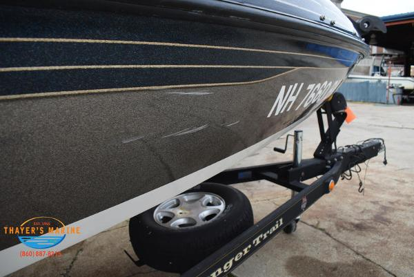 2005 Ranger Boats boat for sale, model of the boat is 210VS RETA & Image # 19 of 52