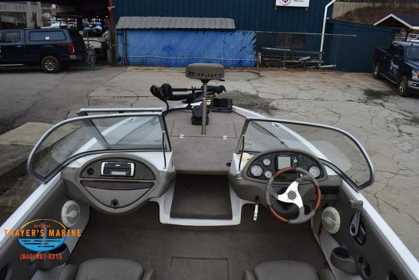 2005 Ranger Boats boat for sale, model of the boat is 210VS RETA & Image # 31 of 52
