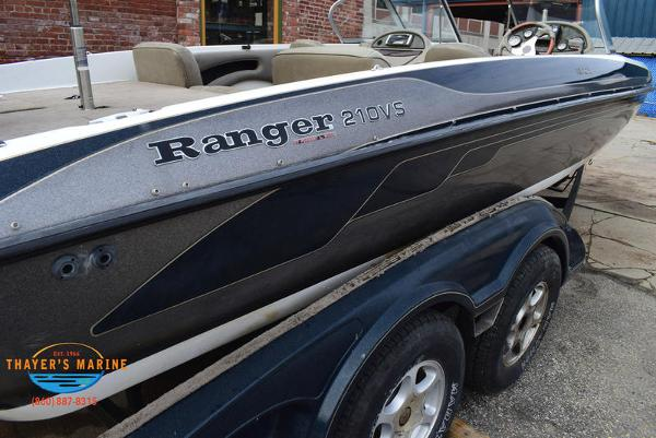 2005 Ranger Boats boat for sale, model of the boat is 210VS RETA & Image # 32 of 52