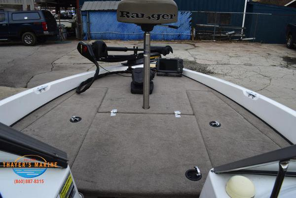 2005 Ranger Boats boat for sale, model of the boat is 210VS RETA & Image # 34 of 52