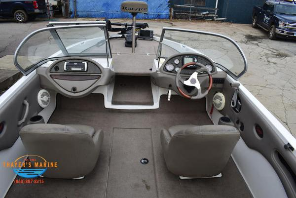 2005 Ranger Boats boat for sale, model of the boat is 210VS RETA & Image # 35 of 52