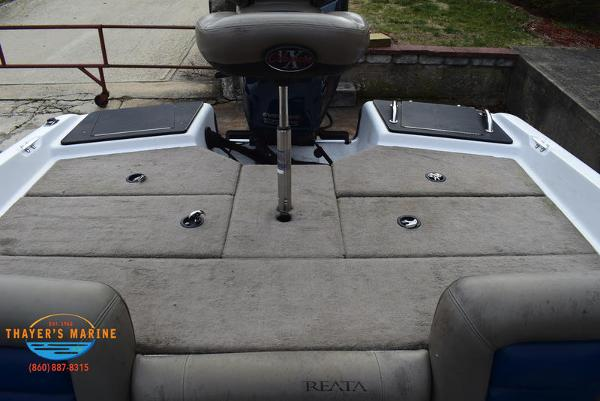 2005 Ranger Boats boat for sale, model of the boat is 210VS RETA & Image # 37 of 52