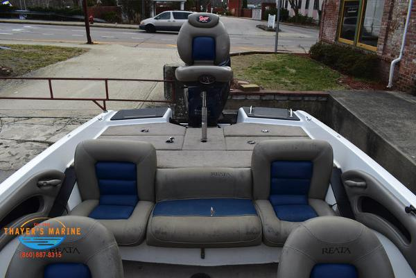 2005 Ranger Boats boat for sale, model of the boat is 210VS RETA & Image # 39 of 52