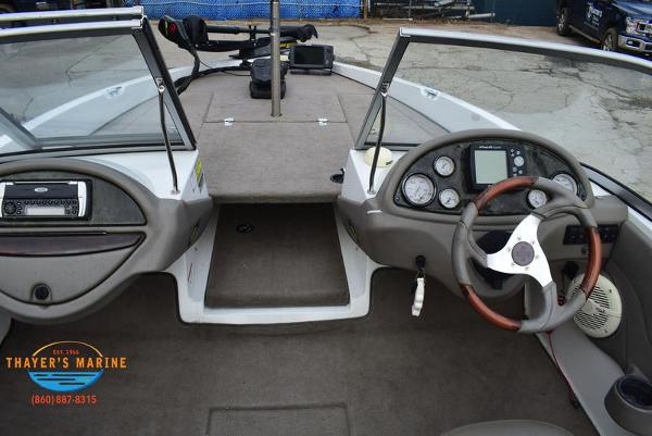 2005 Ranger Boats boat for sale, model of the boat is 210VS RETA & Image # 41 of 52