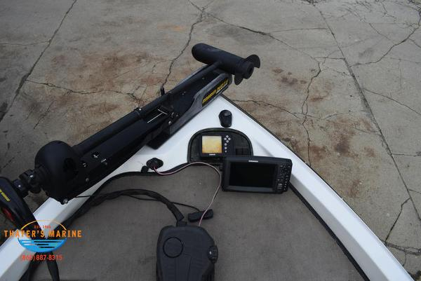 2005 Ranger Boats boat for sale, model of the boat is 210VS RETA & Image # 42 of 52