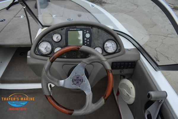 2005 Ranger Boats boat for sale, model of the boat is 210VS RETA & Image # 45 of 52