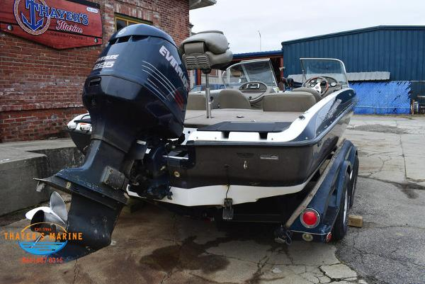 2005 Ranger Boats boat for sale, model of the boat is 210VS RETA & Image # 48 of 52