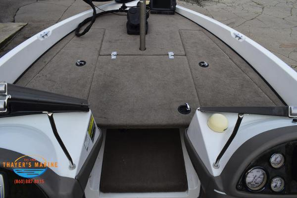 2005 Ranger Boats boat for sale, model of the boat is 210VS RETA & Image # 49 of 52