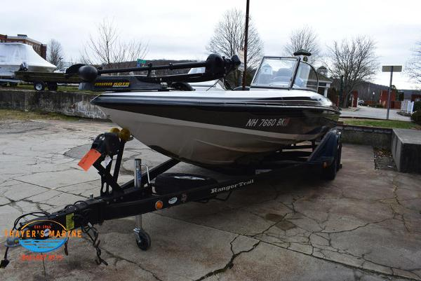 2005 Ranger Boats boat for sale, model of the boat is 210VS RETA & Image # 50 of 52