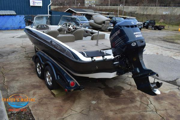 2005 Ranger Boats boat for sale, model of the boat is 210VS RETA & Image # 52 of 52