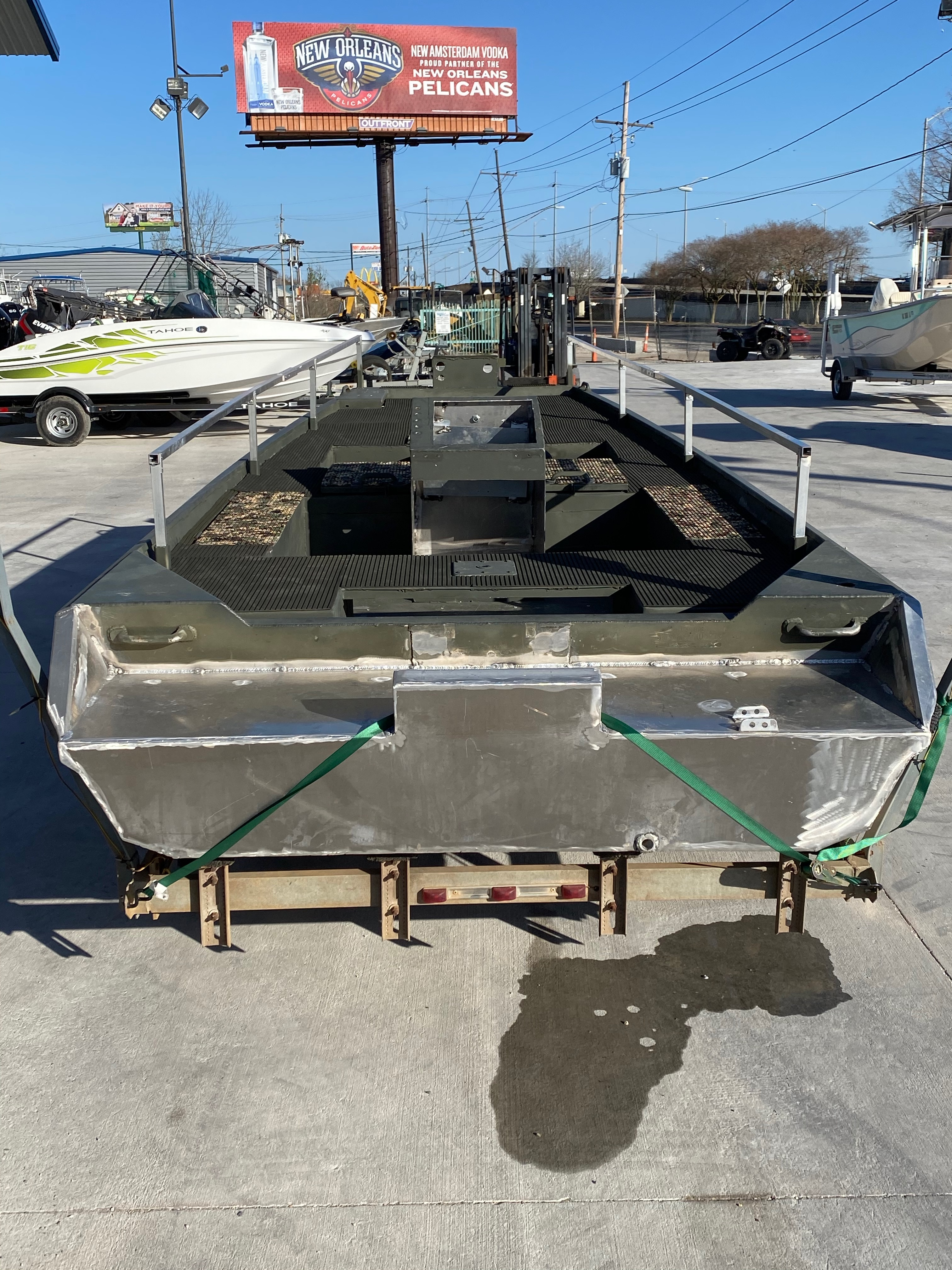 2009 Custom boat for sale, model of the boat is 1860 HULL & TRAILER & Image # 3 of 11