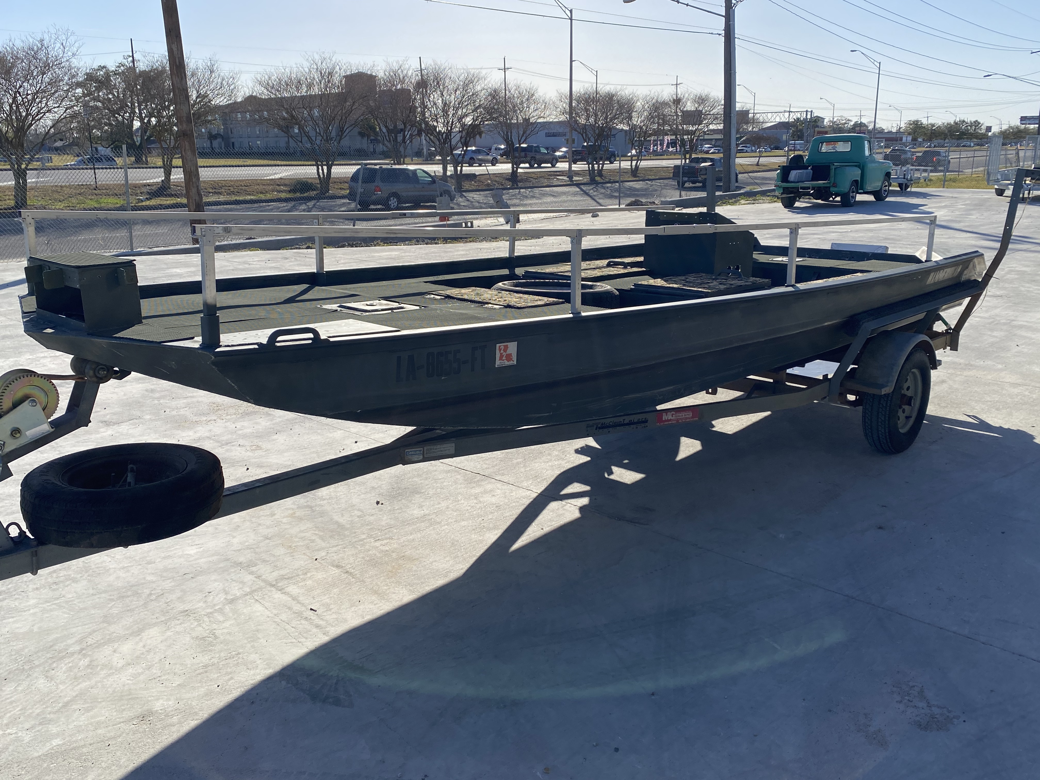 2009 Custom boat for sale, model of the boat is 1860 HULL & TRAILER & Image # 10 of 11