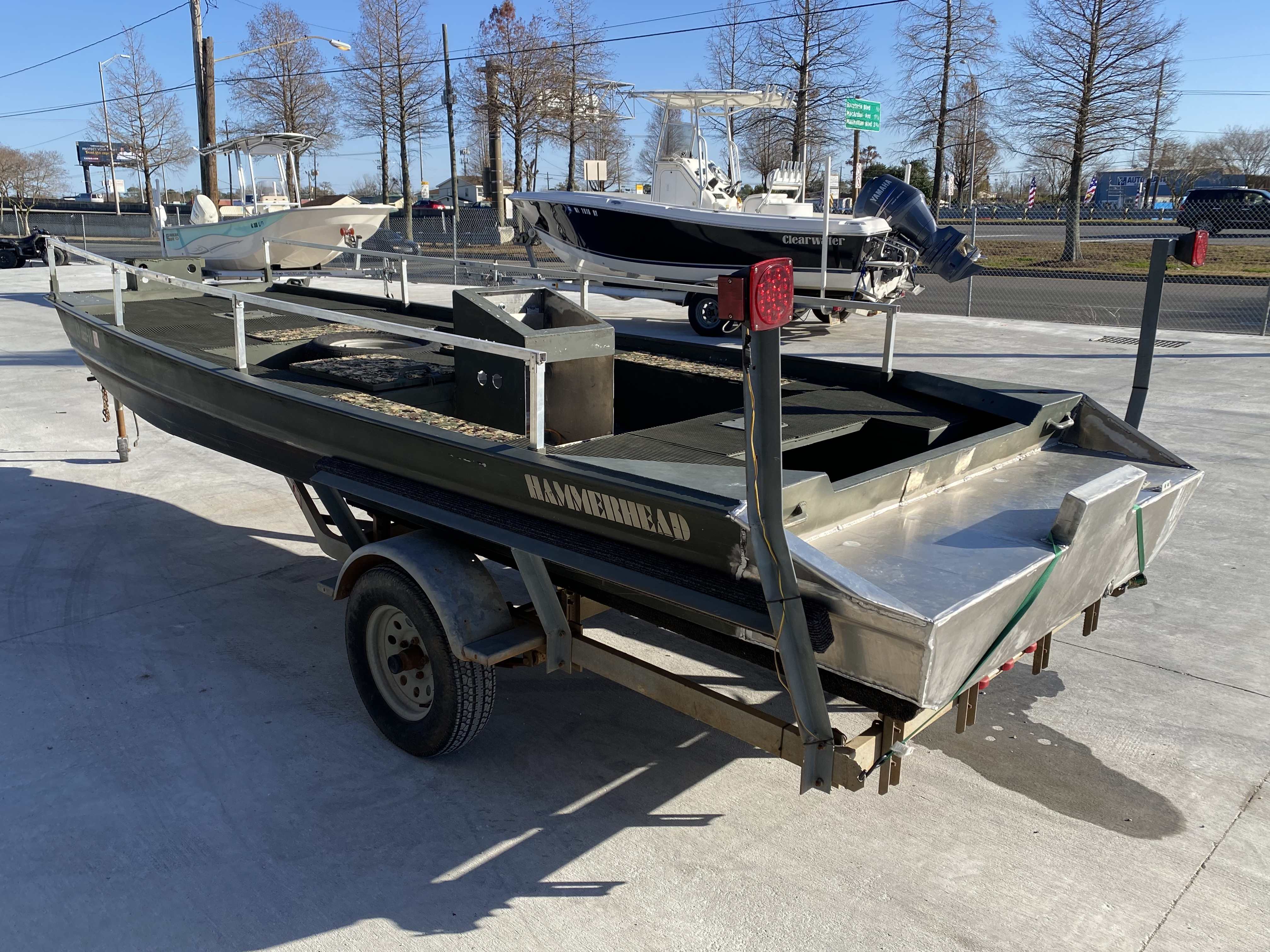 2009 Custom boat for sale, model of the boat is 1860 HULL & TRAILER & Image # 5 of 11