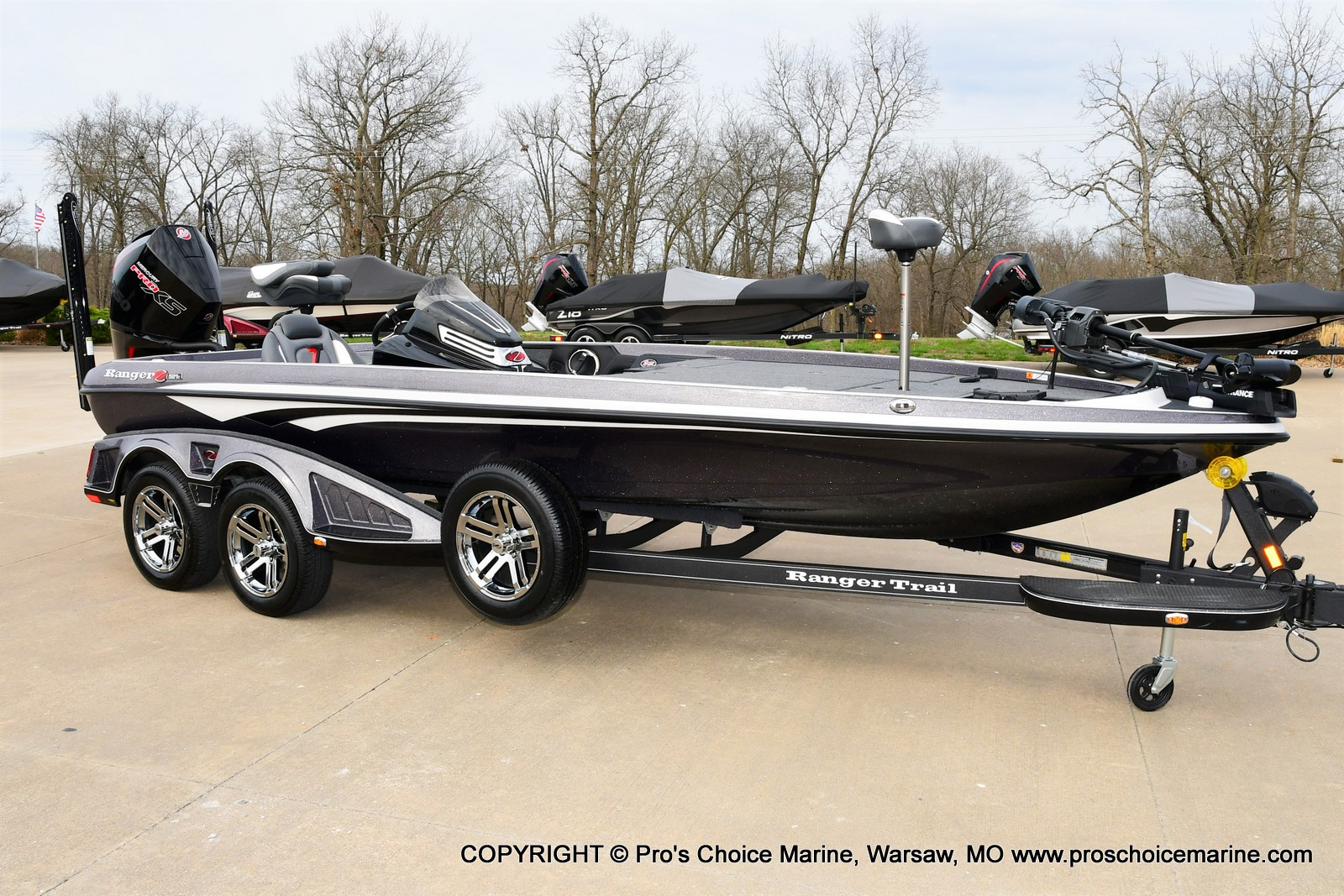 2021 Ranger Boats boat for sale, model of the boat is Z521C Ranger Cup Equipped & Image # 1 of 50