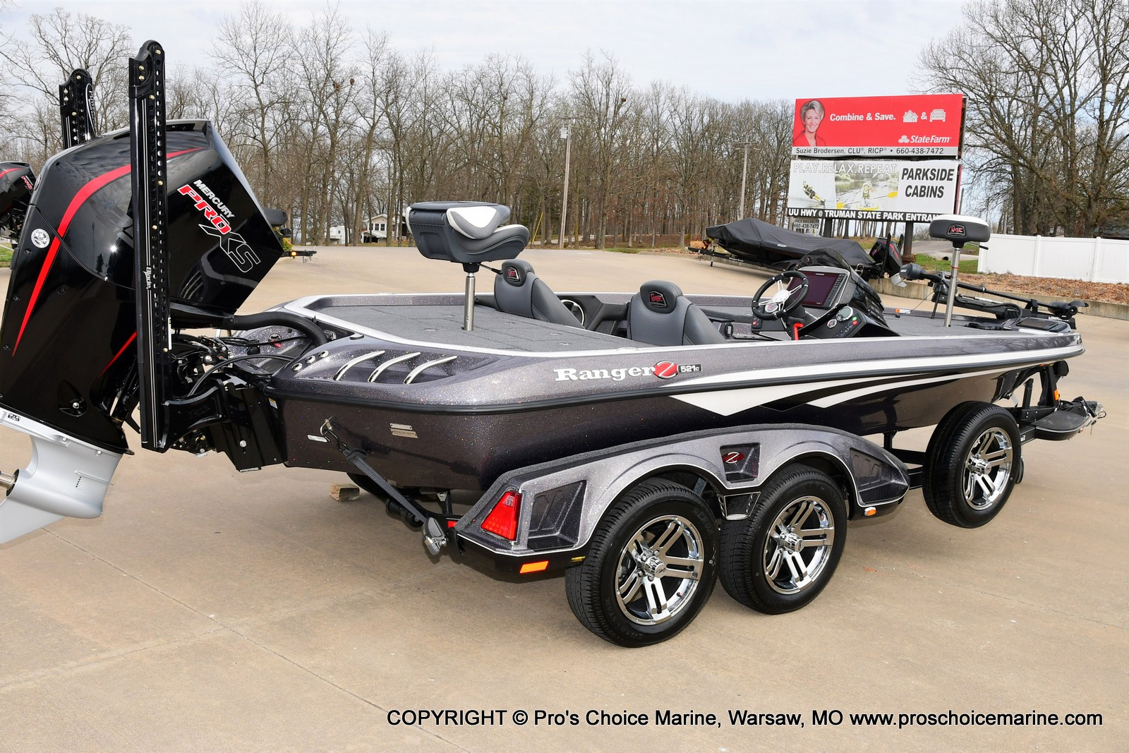 2021 Ranger Boats boat for sale, model of the boat is Z521C Ranger Cup Equipped & Image # 13 of 50