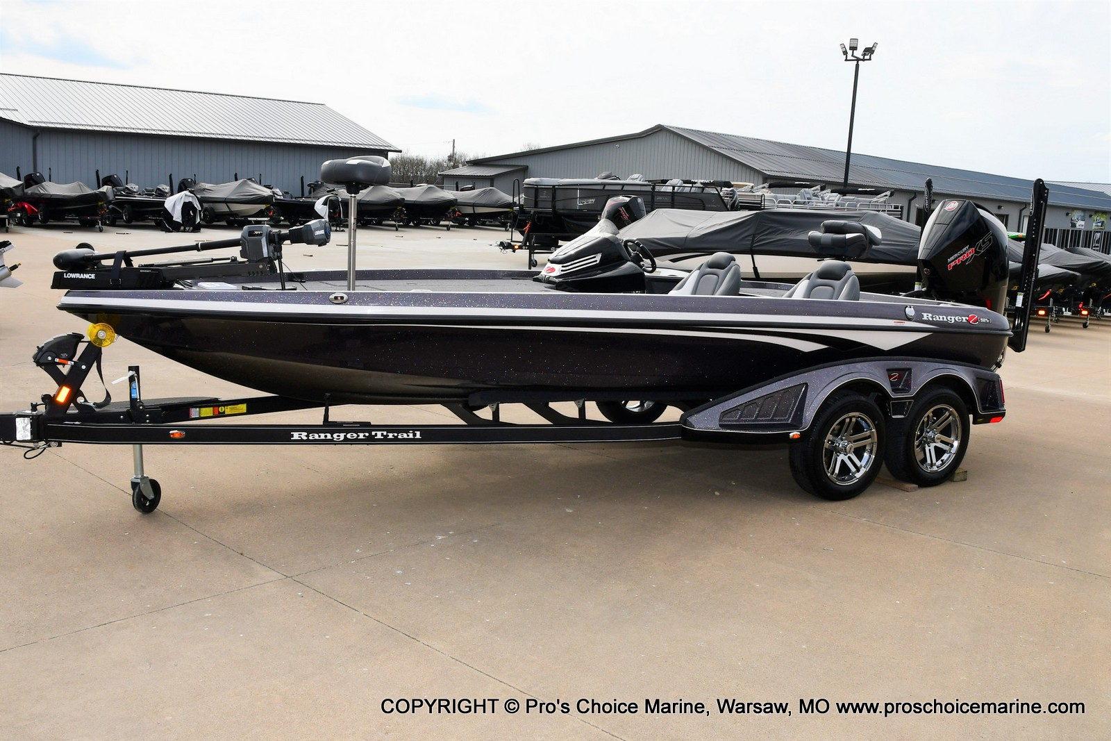 2021 Ranger Boats boat for sale, model of the boat is Z521C Ranger Cup Equipped & Image # 14 of 50