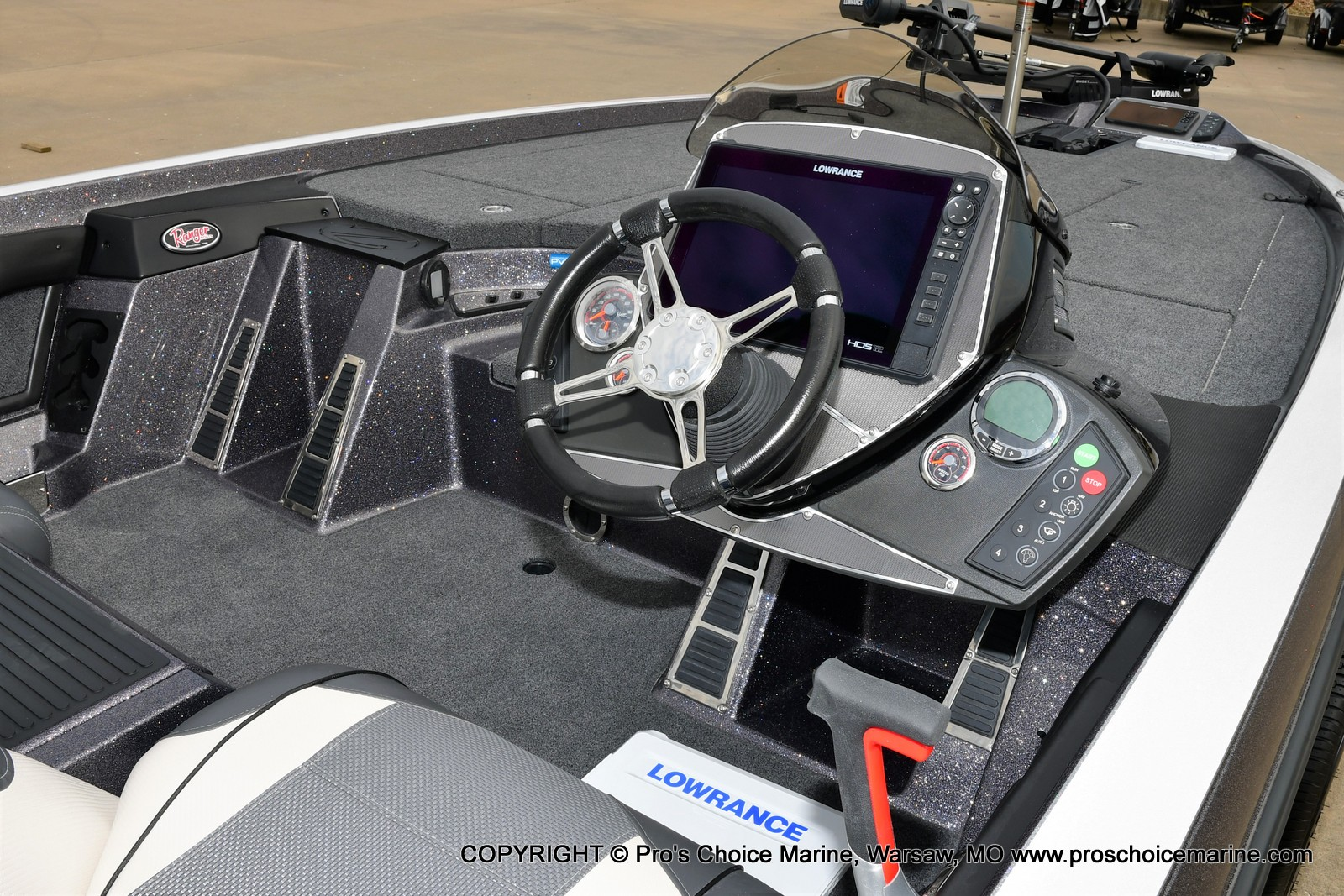 2021 Ranger Boats boat for sale, model of the boat is Z521C Ranger Cup Equipped & Image # 20 of 50
