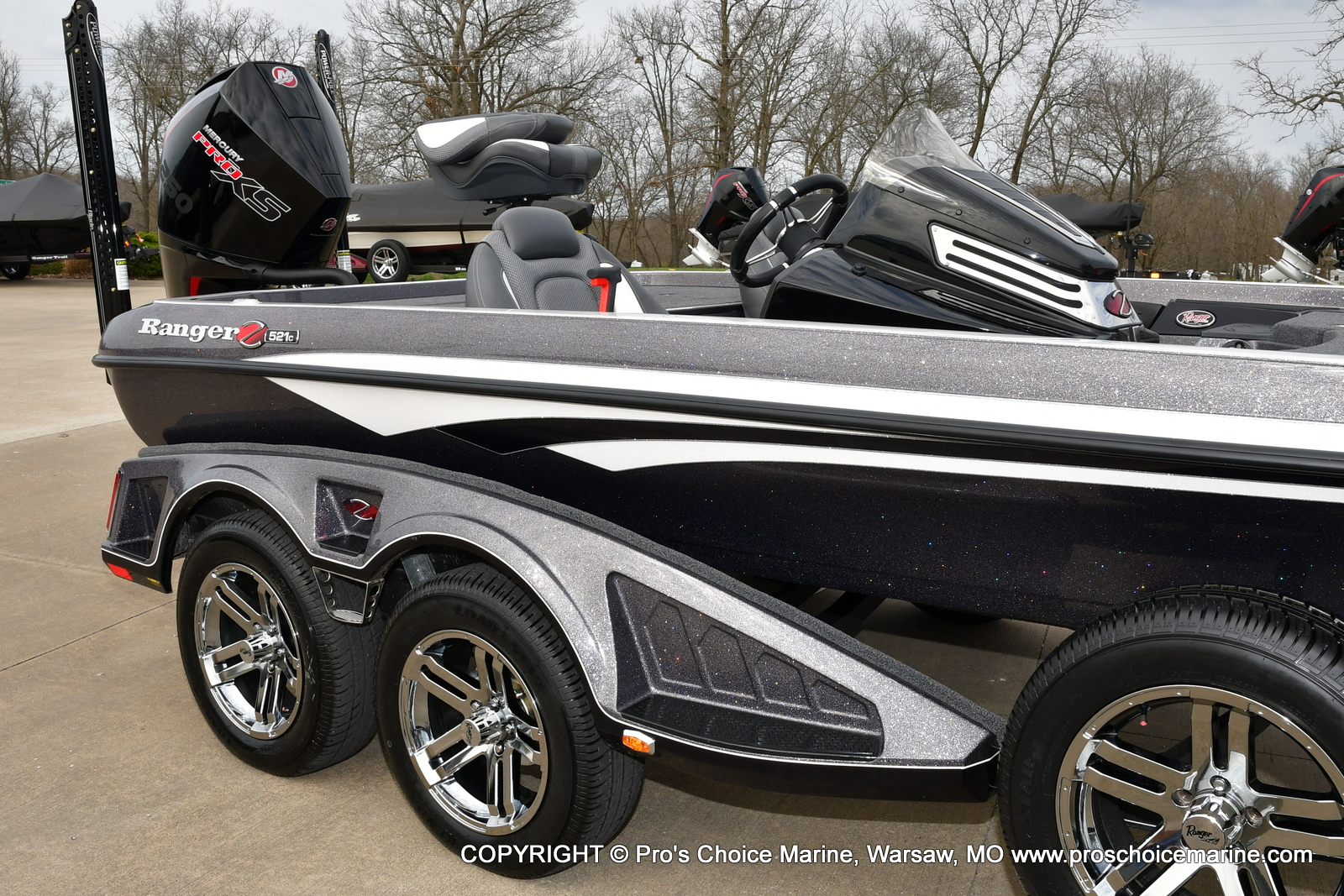 2021 Ranger Boats boat for sale, model of the boat is Z521C Ranger Cup Equipped & Image # 26 of 50