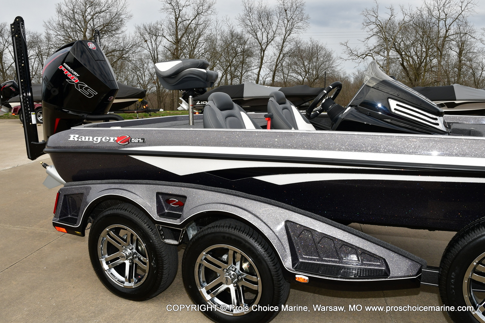 2021 Ranger Boats boat for sale, model of the boat is Z521C Ranger Cup Equipped & Image # 27 of 50