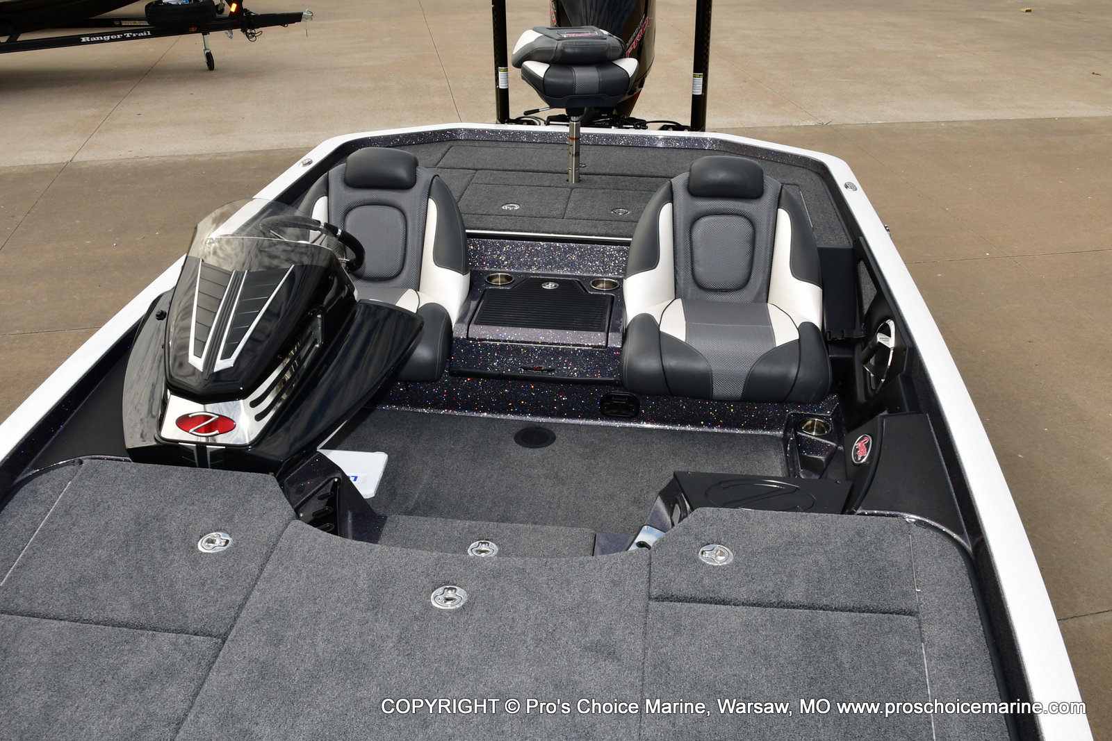 2021 Ranger Boats boat for sale, model of the boat is Z521C Ranger Cup Equipped & Image # 32 of 50