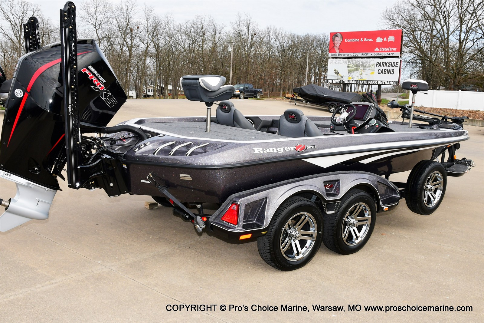 2021 Ranger Boats boat for sale, model of the boat is Z521C Ranger Cup Equipped & Image # 39 of 50