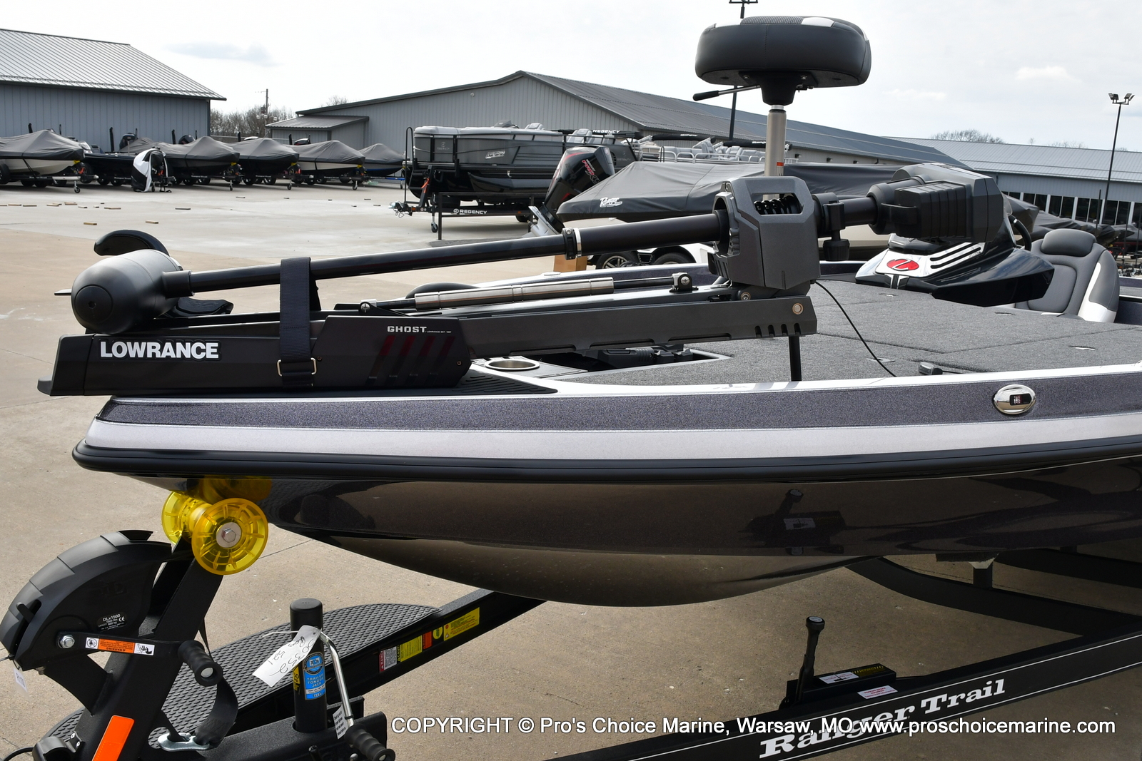 2021 Ranger Boats boat for sale, model of the boat is Z521C Ranger Cup Equipped & Image # 41 of 50